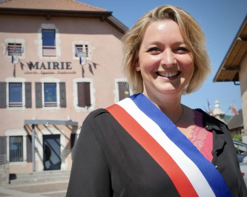 Natacha Maitret 3ème adjointe